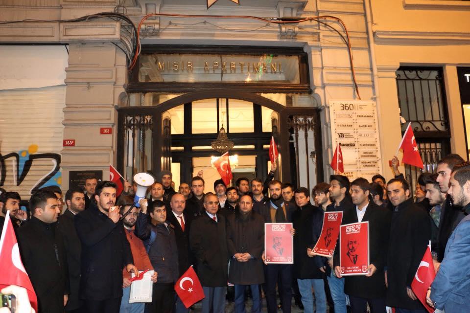 Mehmet Akif Ersoy'u Andık