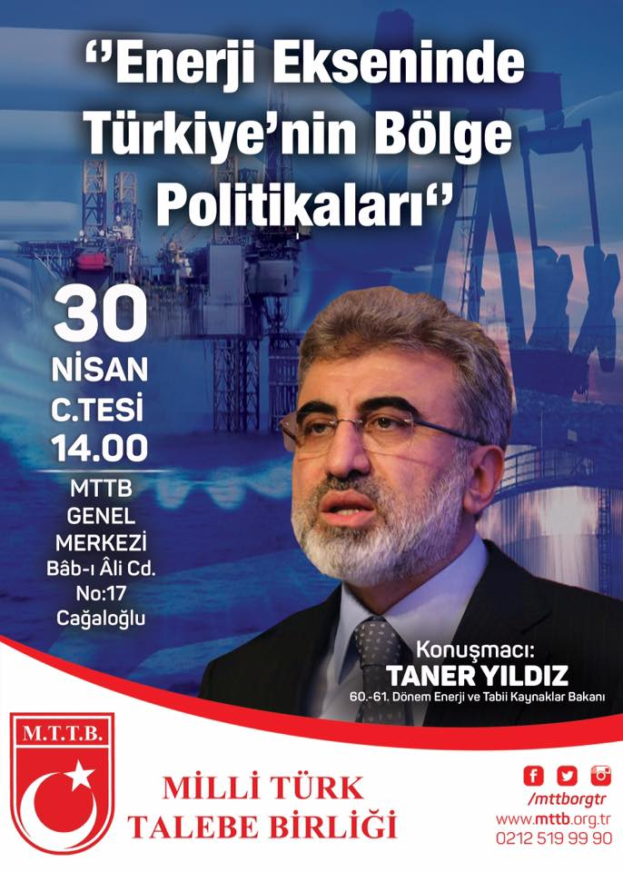 Enerji Ekseninde Türkiye'nin Bölge Politikaları