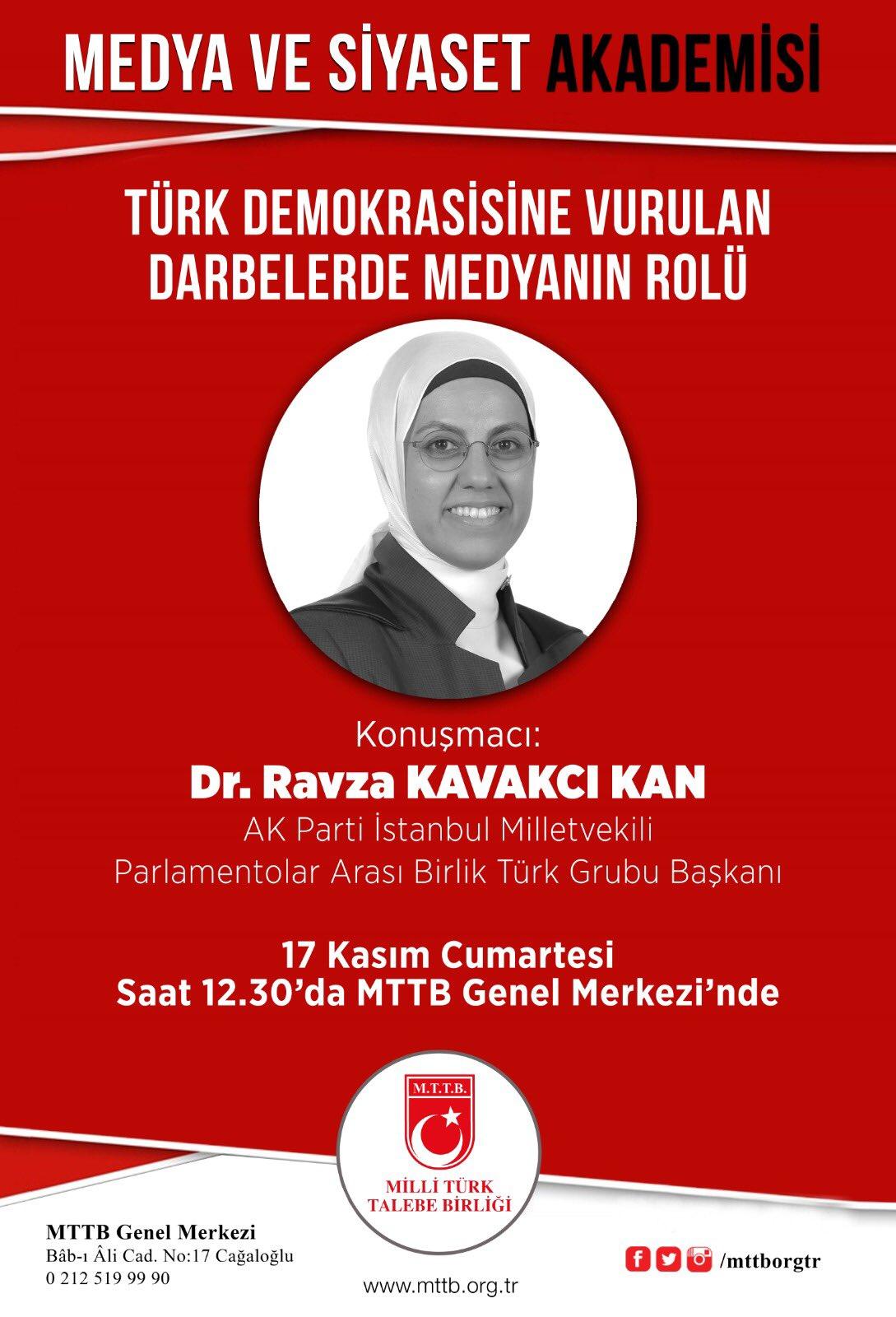 MEDYA VE SİYASET AKADEMİSİ 2. HAFTA