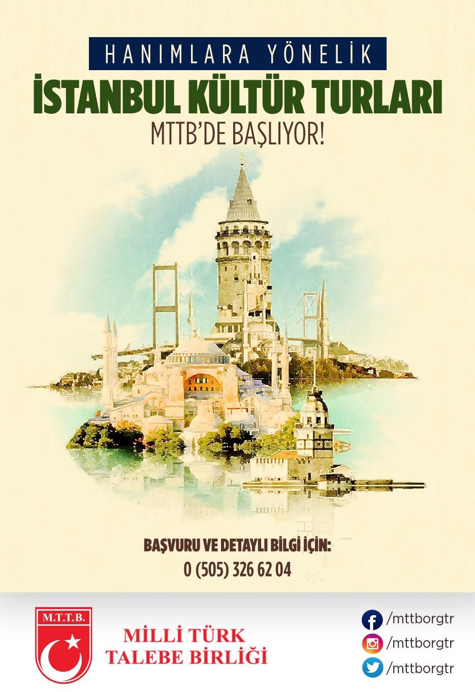 İstanbul Kültür Turları