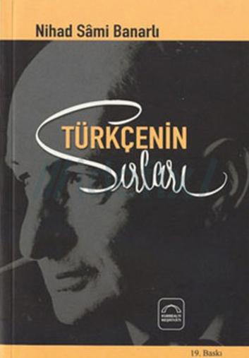 Türkçenin Sırları – Nihat Sami BANARLI